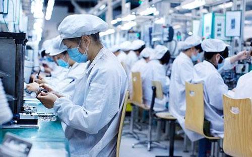 Tháng trước, hoạt động của các nhà máy ở Trung Quốc giảm xuống mức nhất trong 3 năm - Ảnh: Getty/CNBC.<br>