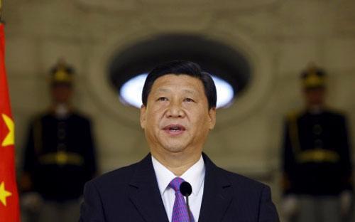 Chủ tịch Trung Quốc Tập Cận Bình - Ảnh: Reuters.<br>