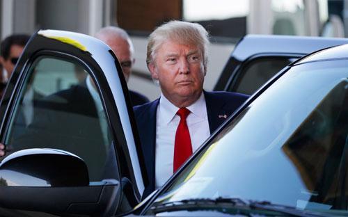 Có tới 31% cử tri Cộng hòa nói Trump là người có màn thể hiện tệ hại  nhất trong cuộc tranh luận thứ hai, cao hơn bất kỳ ứng cử viên nào khác - Ảnh: AP/BI.<br>
