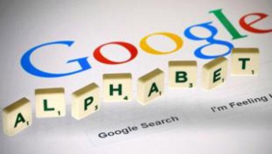 Đối với một số công ty có tên Alphabet, việc Google lựa chọn cái tên này khiến họ cảm thấy... mừng.