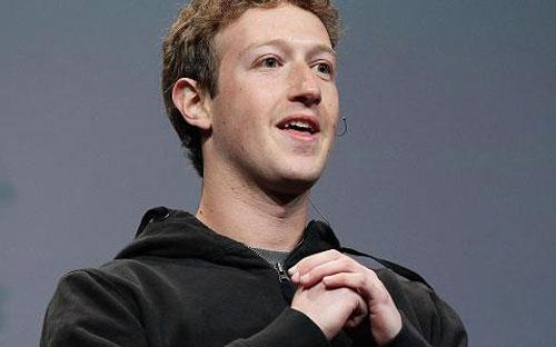 CEO Mark Zuckerberg của Facebook - Ảnh: Getty/CNBC.<br>