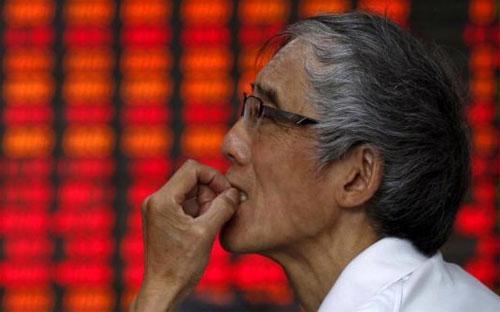 Ngày 24/8, chỉ số Shanghai Composite Index sụt 8,5%, mạnh nhất trong 8 năm và cách không xa biên độ giảm cho phép 10%.