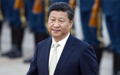 Chủ tịch Trung Quốc Tập Cận Bình - Ảnh: Getty/Bloomberg.<br>