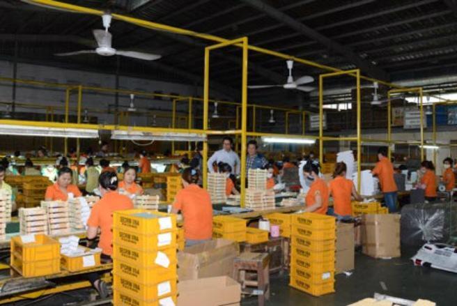 Hoạt động sản xuất của các doanh nghiệp FDI tại Đồng Nai hầu như đã trở lại bình thường.