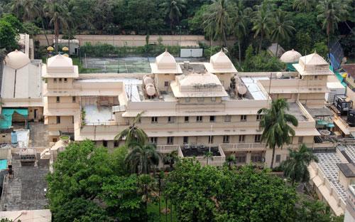 Dinh thự 120 triệu USD vừa được sang tay ở Mumbai - Ảnh: Getty.<br>