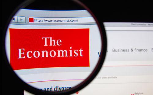 Tạp chí The Economist ra đời từ năm 1843 và hiện đạt lượng phát hành 1,6 triệu bản mỗi tuần.