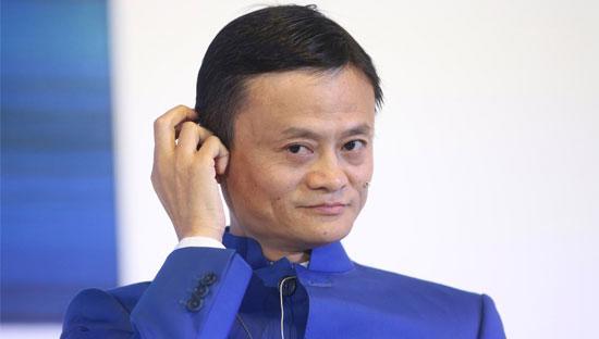 Tỷ phú Trung Quốc Jack Ma - Ảnh: Bloomberg.<br>