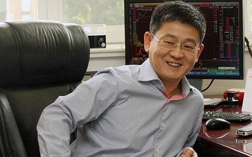 Ông Liao Hong, Chủ tịch Nhân dân Nhật báo điện tử.<br>