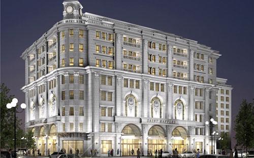Những dự án hạng sang của Tân Hoàng Minh không chỉ chịu tác động từ thị trường bất động sản, mà còn xuất phát từ chỗ, các dự án này đều nằm ở các quận nội thành, nên việc hoàn thiện các thủ tục đầu tư, xây dựng và kiến trúc mất nhiều thời gian và công sức.
