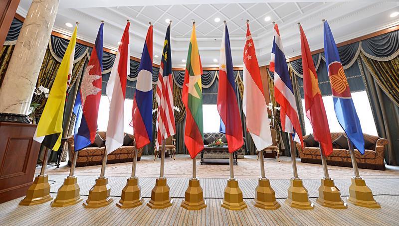ASEAN được thành lập vào ngày 8/8/1967 ở Bangkok, Thái Lan.