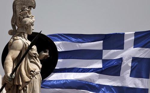 """Đối mặt với nguy cơ bị đẩy khỏi khối sử dụng đồng tiền chung châu Âu Eurozone, Hy Lạp trách móc các chủ nợ quốc tế cố tình cản trở tiến trình đàm phán giải ngân nhằm """"hành hạ"""" Athens - Ảnh: Reuters."""