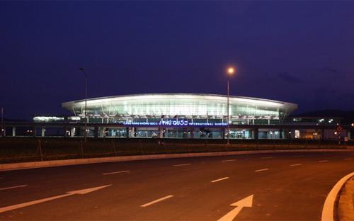 Một góc sân bay Phú Quốc - Ảnh: Tuổi Trẻ.<br>