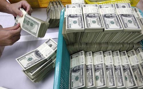 Năm 2013, số dư nợ nước ngoài của 81 dự án được Chính phủ bảo lãnh tương đương 8.960 triệu USD (188.486 tỷ đồng), tăng 23,89% (8.960/7.232 triệu USD) so với năm 2012.