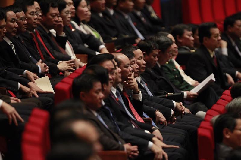 Đại hội Đảng lần thứ 12 đã chính thức khai mạc vào 8h sáng nay (21/1).
