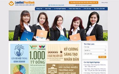 Website được trang bị giao diện ưa nhìn và dễ thao tác, dựa trên nền tảng giải pháp tuyển dụng trực tuyến (Talent Solution) tiên tiến trên thị trường. <br>