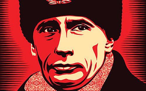 Trong một cuộc thăm dò dư luận do Levada Center tổ chức, với kết quả  được công bố hôm 13/3, 72% người Nga được hỏi ủng hộ những việc mà ông  Putin đang làm với tư cách Tổng thống - Minh họa: Time.