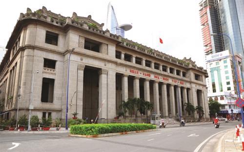 Trụ sở Ngân hàng Nhà nước tại Tp.HCM - Ảnh: TheBank.<br>