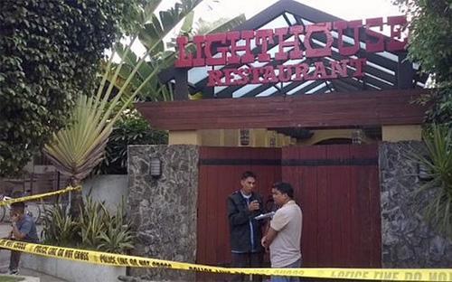 Hiện nhà chức trách đang điều tra động cơ gây án. Đại sứ quán Trung Quốc ở Manila vẫn chưa ra tuyên bố nào về vụ việc - Ảnh: CNN.<br>
