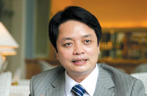 Ông Nguyễn Đức Hưởng, Phó chủ tịch Hội đồng Quản trị Ngân hàng Bưu điện Liên Việt (LienVietPostBank).