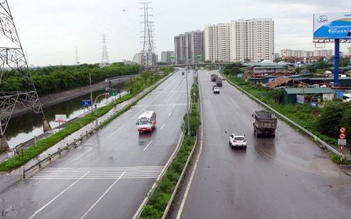 Dự án đầu tư, nâng cấp đường Pháp Vân-Cầu Giẽ được khởi công từ tháng 7/2014, do liên danh Tổng công ty Xây dựng công trình giao thông 1 (Cienco1) - Minh Phát - Phương Thành làm chủ đầu tư.