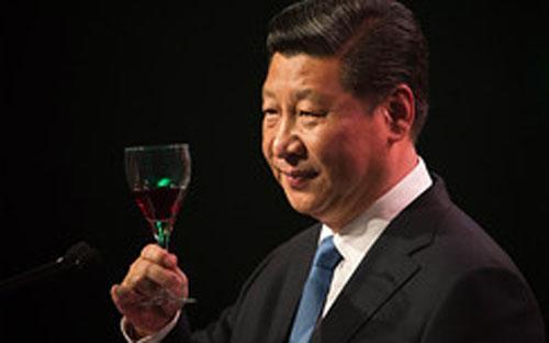 Chủ tịch Trung Quốc Tập Cận Bình - Ảnh: FT/Getty.<br>