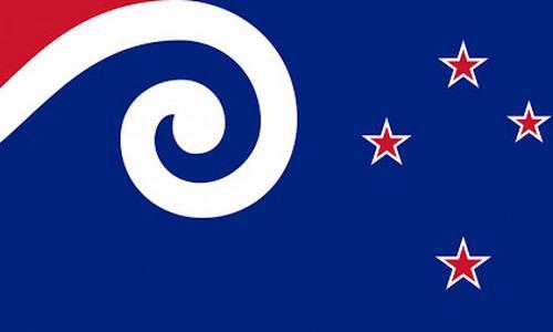 Mẫu thiết kế của Alan Tran - Ảnh: New Zealand Government website.