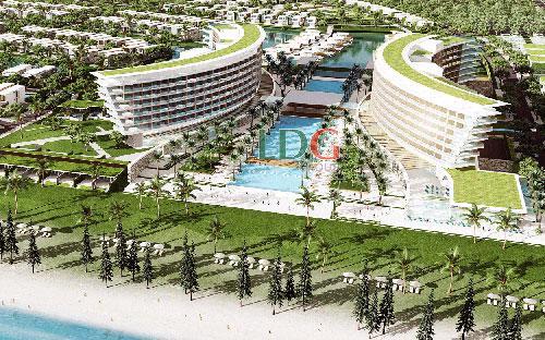 Dự án khu du lịch và biệt thự nghỉ dưỡng cao cấp Grand World được xem là sẽ thổi một luồng gió mới về đầu tư bất động sản tại Phú Quốc.