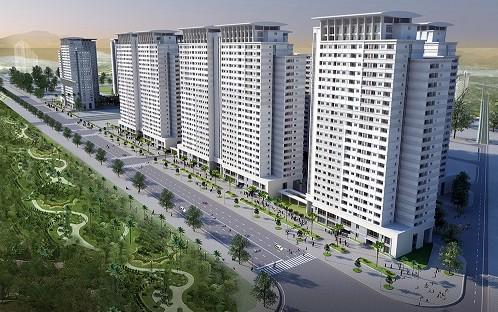 Tiểu khu Park View Residence bao gồm 3 tòa nhà cao 25 tầng, được xây  dựng trên diện tích rộng hơn 10ha, thuộc cụm chung cư CT7 khu đô thị mới  Dương Nội - Hà Đông.