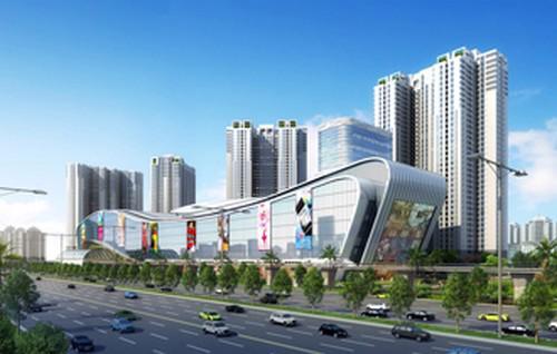 Trên tổng diện tích hơn 100.000 m2, Vincom Mega Mall Thảo Điền gồm các  gian hàng cao cấp, khu ẩm thực, đại siêu thị, cụm rạp chiếu phim, trung  tâm giải trí hiện đại.
