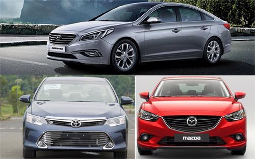 Mỗi mẫu xe đều có thế mạnh và định vị vào đối tượng khách hàng riêng.<br>