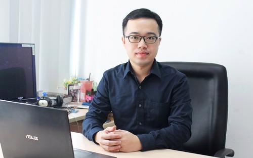 Ông Alistair Wu, Giám đốc Sản phẩm ngành hàng dự án của ASUS Việt Nam.