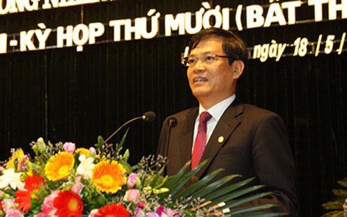 Tân Chủ tịch UBND tỉnh Lai Châu Đỗ Ngọc An, sinh năm 1963, quê quán xã Tảo Văn Dương, huyện Ứng Hòa,  Hà Nội; trình độ chuyên môn là kỹ sư nông nghiệp, cử nhân kinh tế, thạc  sỹ kinh tế chính trị và trình độ lý luận chính trị là cao cấp.