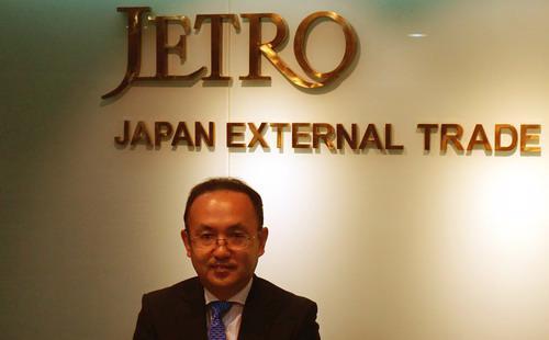 Ông Kawada Atsusuke, Trưởng đại diện JETRO Hà Nội.<br>