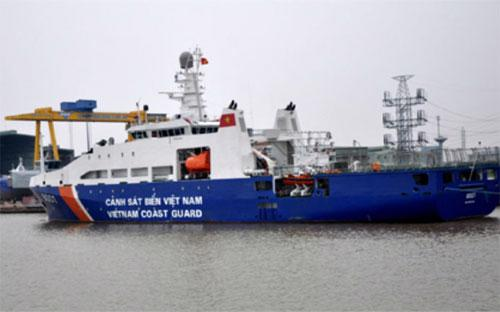 Việt Nam kiên trì nhất quán chủ trương giải quyết các vấn đề trên biển bằng biện pháp hòa bình trên cơ sở luật pháp quốc tế.
