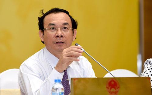 Theo Bộ trưởng Nguyễn Văn Nên, sau khi công bố đề án, hiện Bộ Thông tin và Truyền thông đang làm việc với các bộ ngành, địa phương, các cơ quan chủ quản để nghe phản hồi, sau đó sẽ tổng hợp lại, báo cáo Chính phủ.<br>
