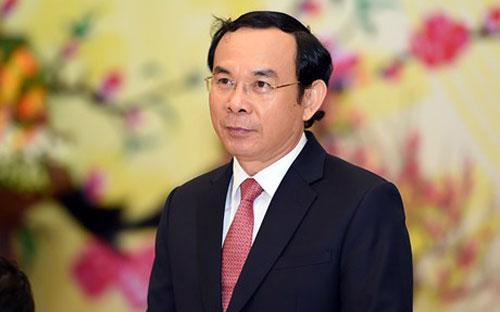 Theo Bộ trưởng Nguyễn Văn Nên, doanh nhân là những chiến sỹ trong thời bình và không ai muốn họ phải vấp ngã, doanh nghiêp của họ bị đổ vỡ.<br>