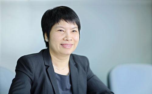 Bà Trần Thúy Ngọc, Phó tổng giám đốc phụ trách dịch vụ tư vấn quản trị rủi ro của Deloitte Việt Nam.