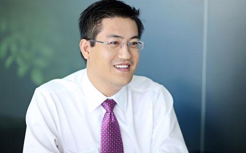 Ông Bùi Tuấn Minh, Phó tổng giám đốc Deloitte Việt Nam.<br>