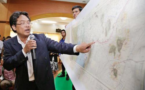 Chính phủ Campuchia cho biết sẽ nghiêm trị theo pháp luật mọi hành động tiếp tục xuyên tạc vấn đề biên giới.<br>