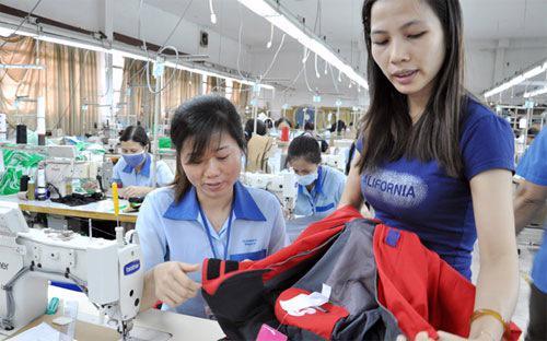 Ngành dệt may hiện có khoảng 3 triệu lao động, là một trong những ngành có giá trị xuất khẩu lớn nhất của nền kinh tế.<br>