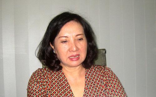 Bà Nguyễn Thị Như Loan, Chủ tịch kiêm Tổng giám đốc Công ty Cổ phần Quốc Cường Gia Lai.