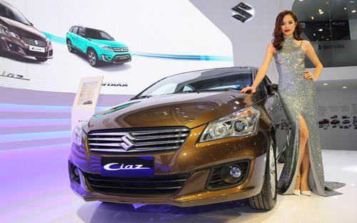 Ở vị trí là kẻ đến sau, hãng xe Nhật Bản đã cố gắng tạo khả năng cạnh tranh tốt nhất cho Ciaz bằng một số cải tiến.