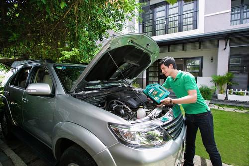 Người dùng xe hoàn toàn có thể chủ động kiểm tra xe thường xuyên và tiến  hành các bảo dưỡng đơn giản như thay nhớt, thay nước tản nhiệt tại nhà.