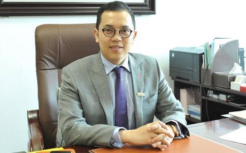 Ông Phùng Duy Khương - Giám đốc Khối bán lẻ VietinBank.