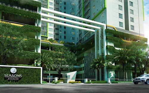 Tập đoàn CapitaLand hiện đã cung cấp cho thị trường nhà ở Tp.HCM và Hà Nội hơn 6.000 căn hộ tại 6 dự án nhà ở.