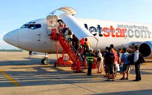 "<span style=""font-family: 'Times New Roman'; font-size: 15px;"">Năm 2013 hệ số sử dụng ghế của Jetstar Pacific đạt trên 90%.</span>"