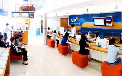 Giao dịch ở VIB.<br>