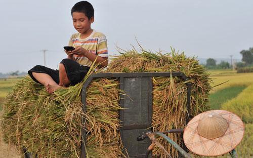 Viettel muốn phổ cập smartphone đến mọi người dân Việt Nam.
