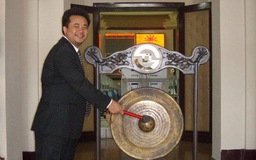 Ông Lê Văn Hướng, nguyên Chủ tịch Hội đồng Quản trị kiêm Tổng giám đốc JVC.