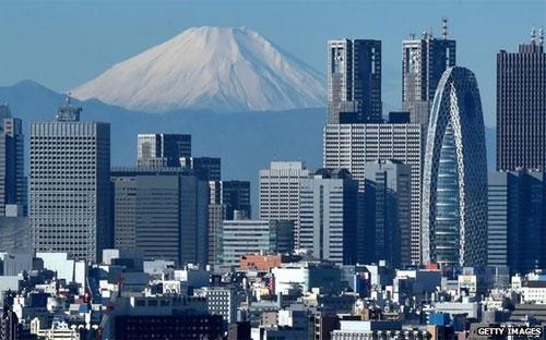 Một góc Tokyo - Ảnh: Gatty Images.<br>